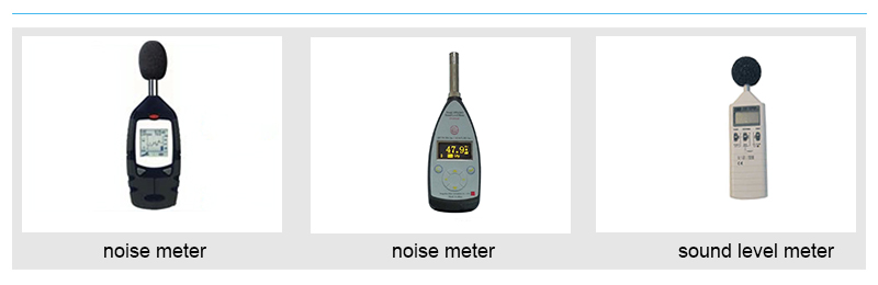 Sound level calibrator And Noise Meter