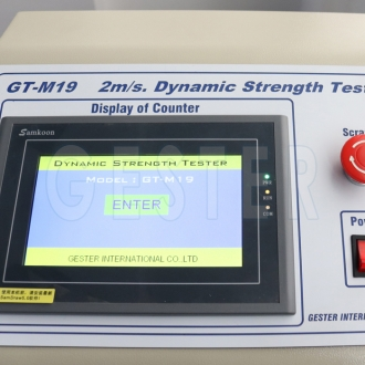 Toy Dynamic Strength Tester