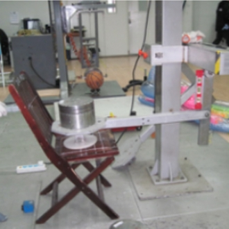 Seat Stability Tester