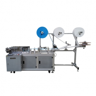 semi automatic face mask machine