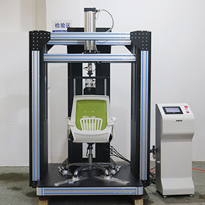 GESTER New Style Chair Seating and Back Testing Machine